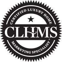 Certified Luxury Home Marketing Specialist seal