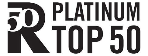 Platinum Top 50 logo
