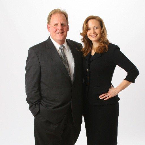 John and Ana Swanson of Swanson Realty, Austin, Texas