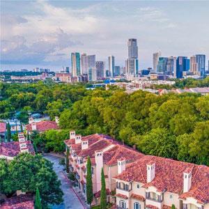 Location of Condos in Austin