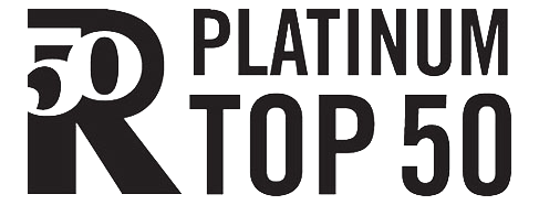 Platinum Top 50 logo